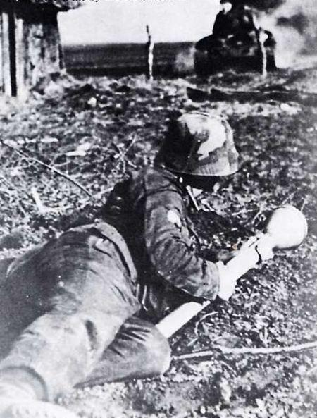 Le bataillon d'infanterie Allemand 1939 à 1945 Obr1210