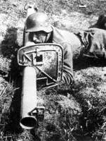 Le bataillon d'infanterie Allemand 1939 à 1945 Panzer10