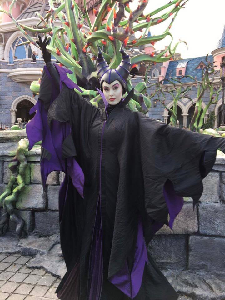 [Saison] Le Festival Halloween Disney (du samedi 1er octobre au mercredi 2 novembre 2016) - Page 10 Malyfi10
