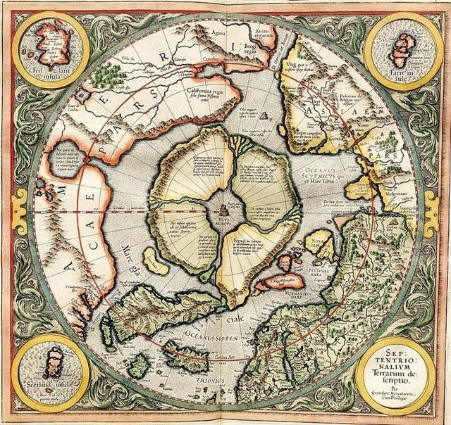 La Terre d'Eden et la Terre Intérieure 0e3a3d10