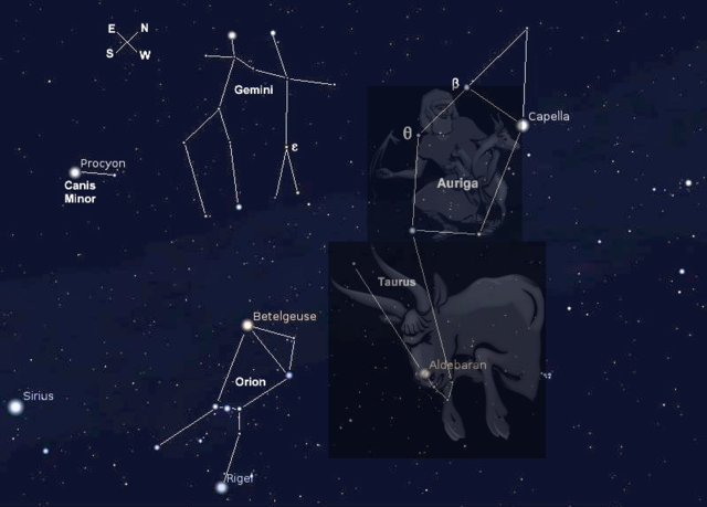Constellations du zodiaque Biblique  Mazzaroth en Hébreu Berger10