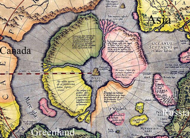 La Terre d'Eden et la Terre Intérieure Harta-10