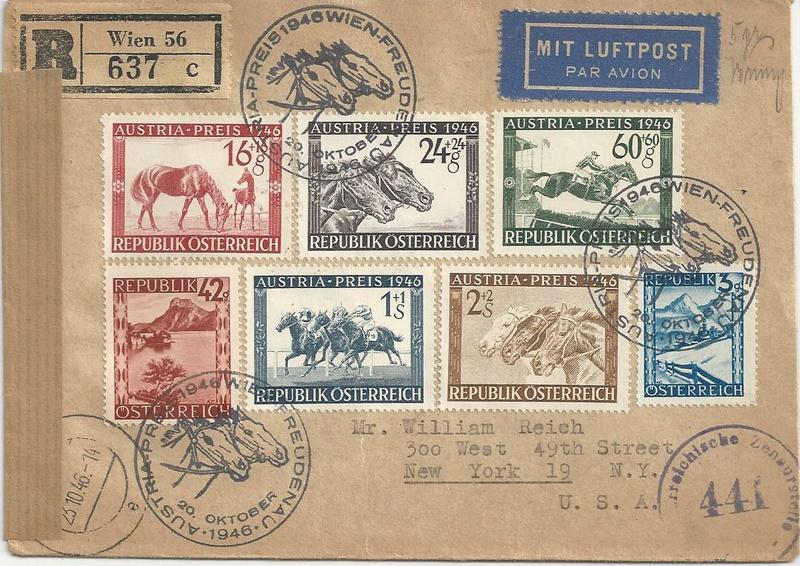 Sammlung Bedarfsbriefe Österreich ab 1945 - Seite 7 Bild30