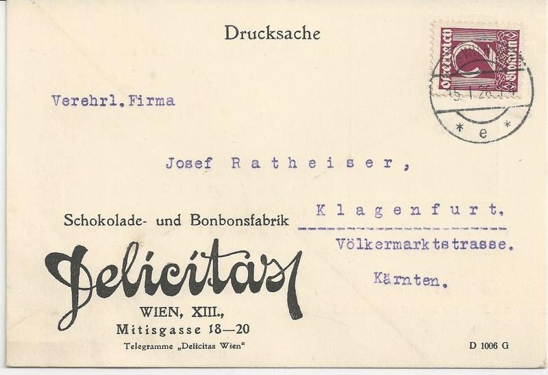 Werbeumschläge und -karten aus Österreich - Seite 5 Bild_314
