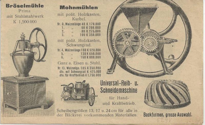 Werbeumschläge und -karten aus Österreich - Seite 5 Bild_410
