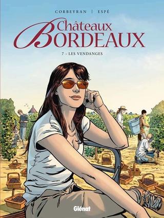 La saga familiale de Châteaux Bordeaux revient dans son 7eme tome 13394011