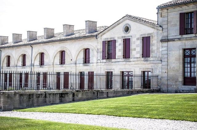 Château Lafite Rothschild vu par Pierre Revelle  14225511