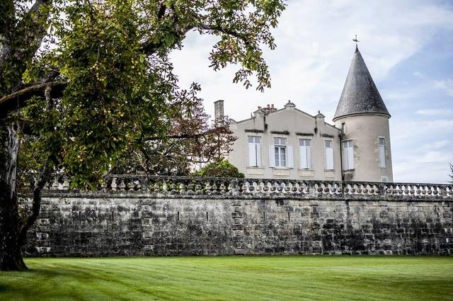 Château Lafite Rothschild vu par Pierre Revelle  14225512