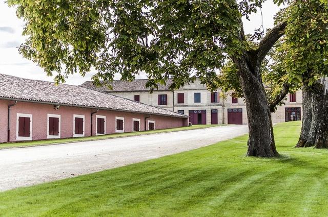 Château Lafite Rothschild vu par Pierre Revelle  14264810