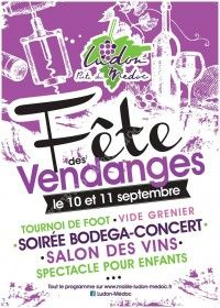 Fête des Vendanges 2016 du 10 au 11 Septembre 2016 à Ludon Médoc 197b3810