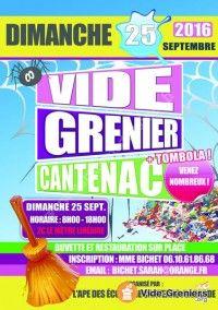 Vide grenier le 25 Septembre 2016 à Cantenac 7ab84610