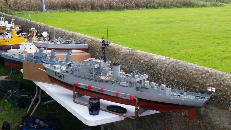 Edinburgh MBC Warship and Sub Day 2016 20160953