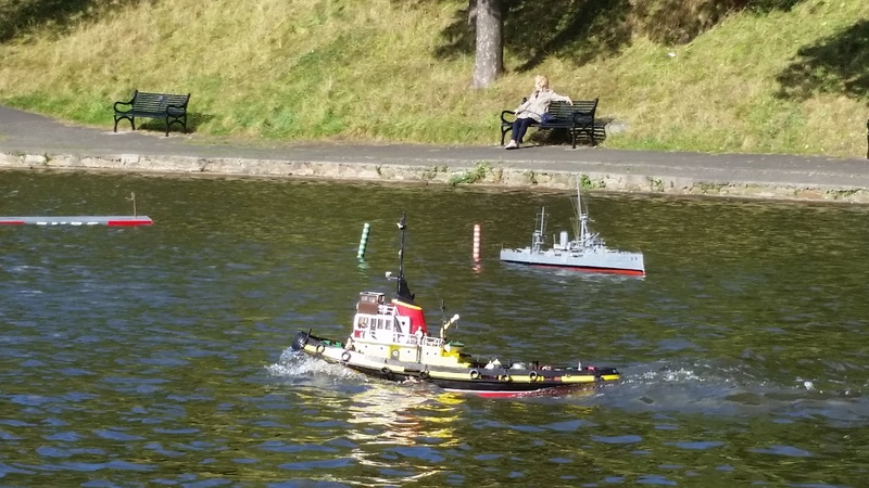 Edinburgh MBC Warship and Sub Day 2016 20160973