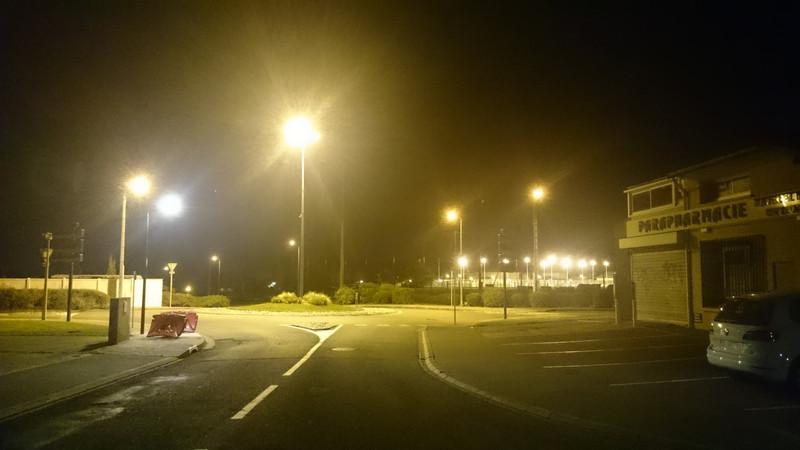 Spectre de la pollution lumineuse Toulousaine Dsc_0713