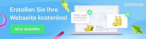 Erstellen Sie Ihre Webseite kostenlos | Private Homepage oder Blog Web_de10