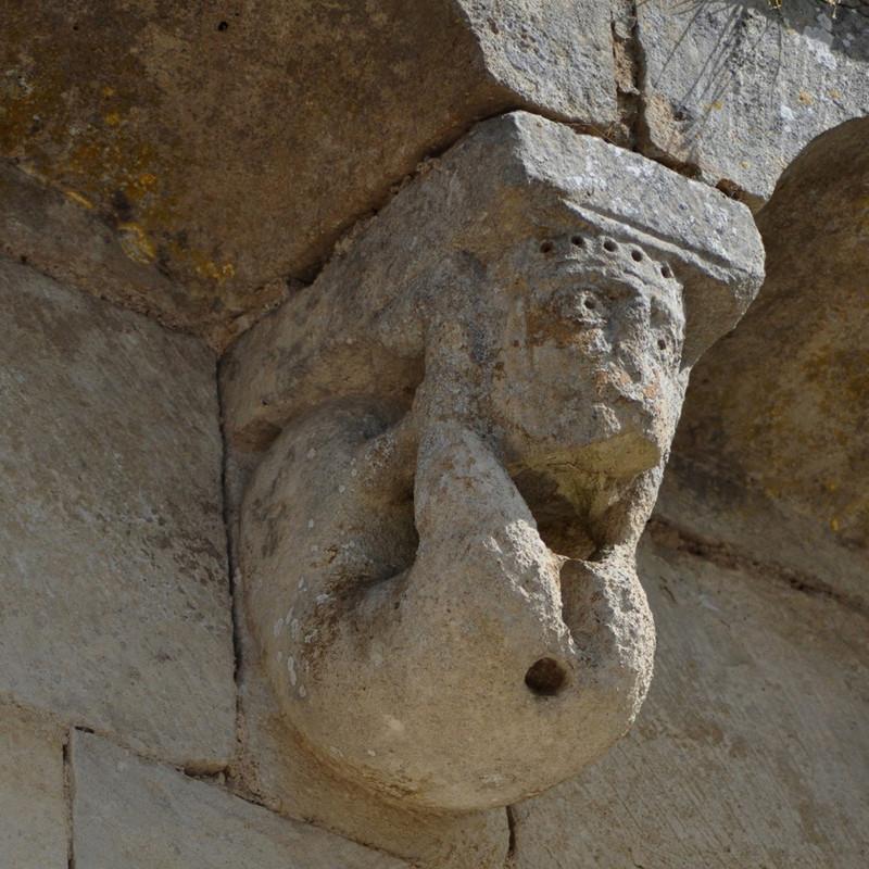 Eglise de Saint-Pompain - Deux Sèvres - France 10684010