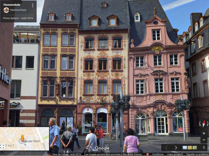 STREET VIEW : les façades de magasins (Monde) - Page 9 2016-111
