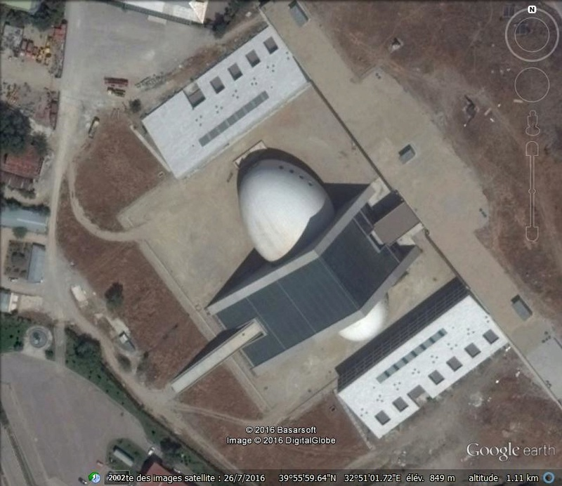 Ankara CSO Concert Hall - Ankara Turquie B41
