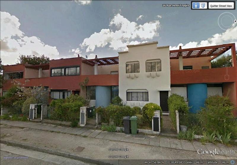 Les maisons construites par Le Corbusier C212