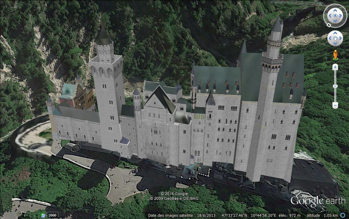 Les châteaux en Allemagne - Page 2 D111