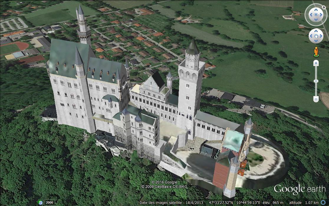 Les châteaux en Allemagne - Page 2 D12