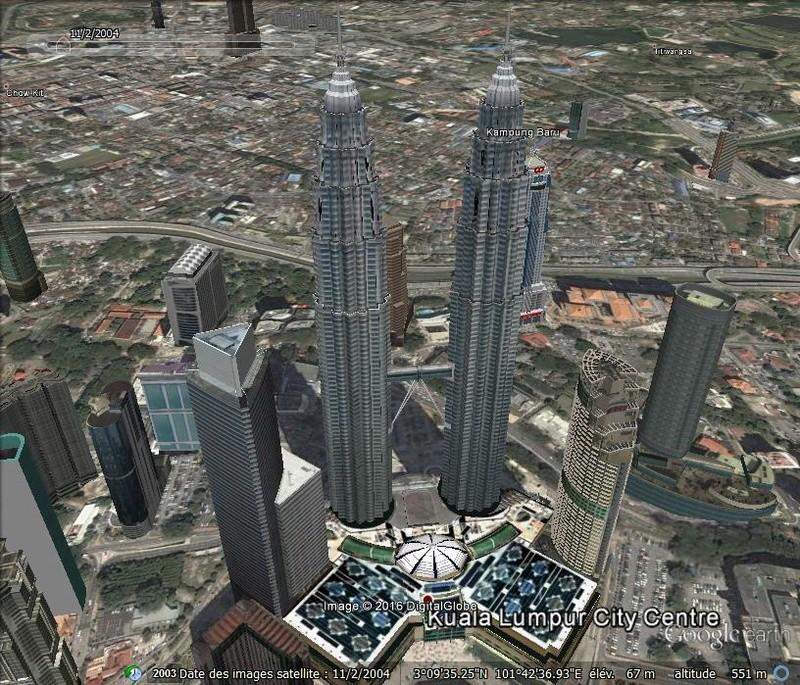 Petronas Towers, Kuala Lumpur - Malaisie L111