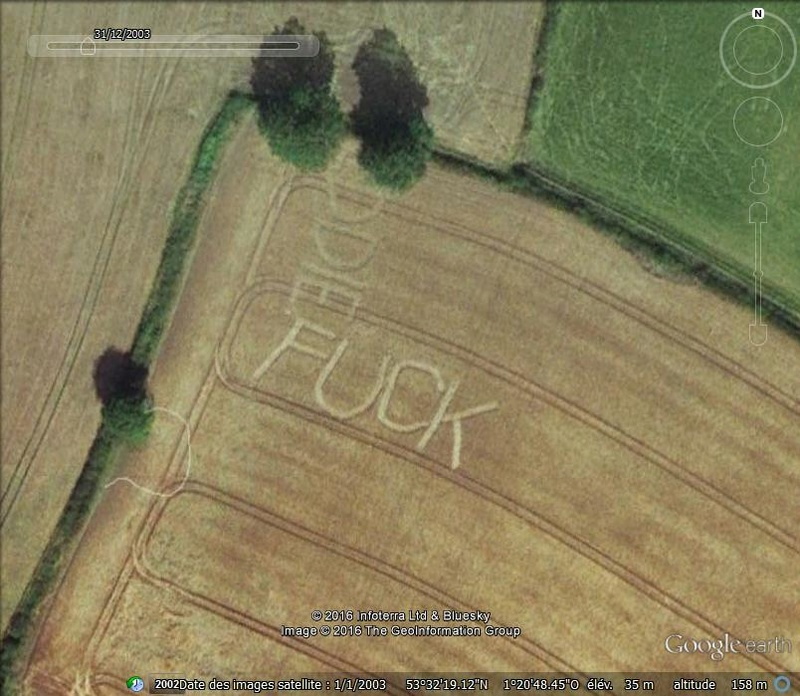 No comment, Little Houghton - Angleterre L18