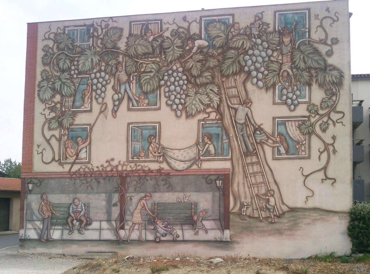 STREET VIEW : les fresques murales en France - Page 21 Oooooo13