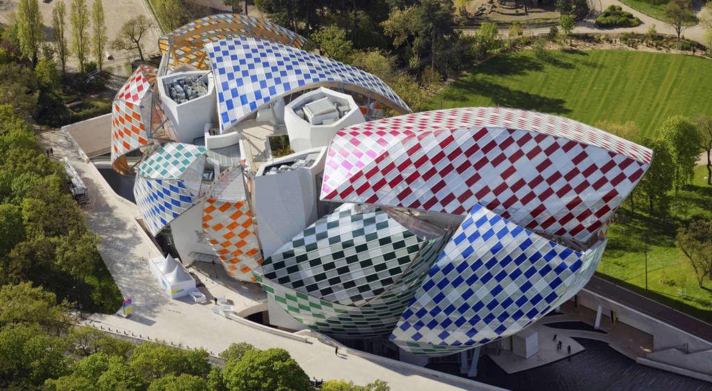Fondation d'entreprises Louis Vuitton - Paris - France. Previe10