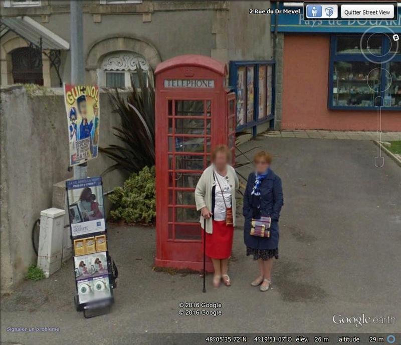 STREET VIEW : Les cabines téléphoniques S10