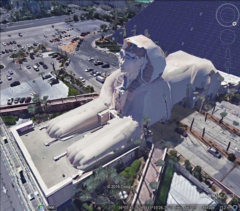 "Sphynx de l'hôtel ""Le Luxor"", Las Vegas, Nevada - Etats-Unis Sphinx11"