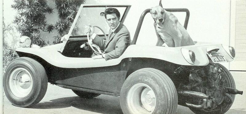 Comme Elvis, tu aimes les Buggys.... El10
