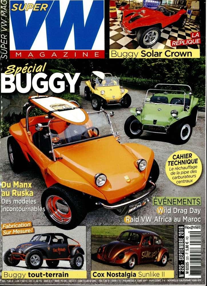 Comme Elvis, tu aimes les Buggys.... M232510