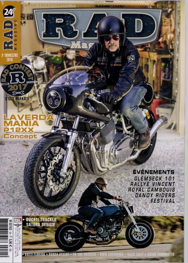 RAD mag:Laverdada.... Rad10
