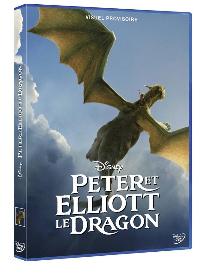 [Disney] Peter et Elliott le Dragon (2016) - Page 7 81ljti10