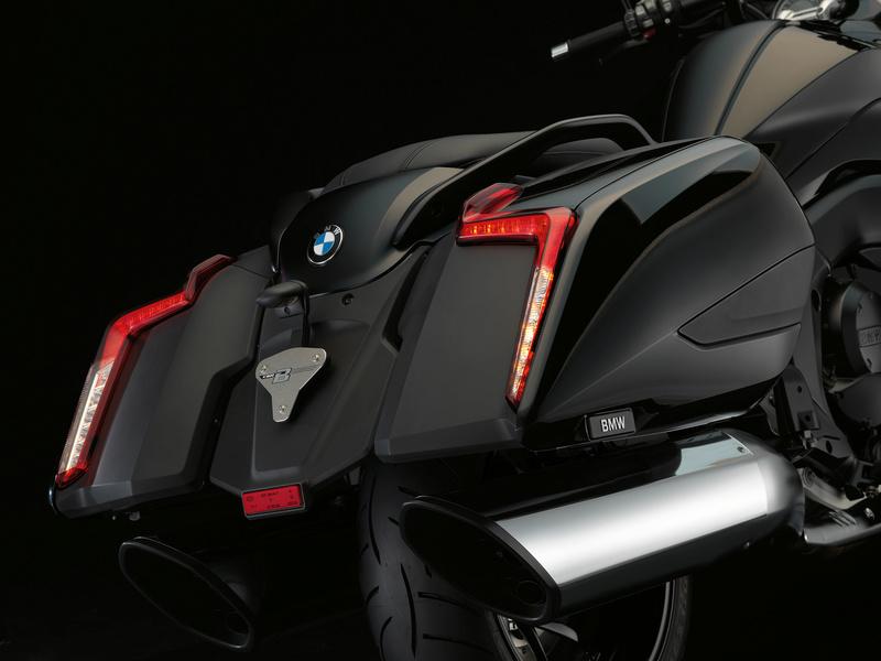 New BMW K1600B P9023811