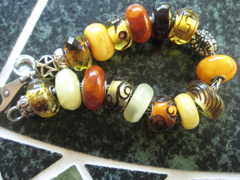 Recent bracelets, late summer and early fall 2016 Img_7211