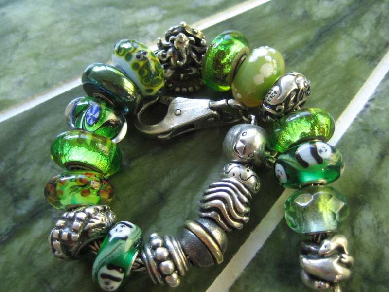 Recent bracelets, late summer and early fall 2016 Img_7212