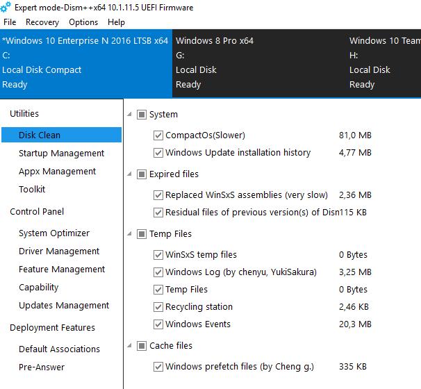 Windows10 - 26 Tools Dism311