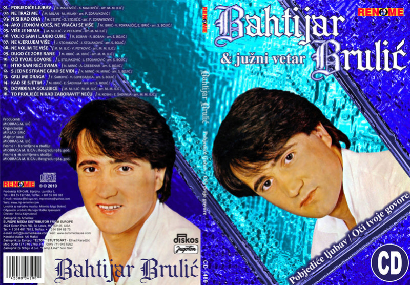 Bahtijar Brulic - Diskografija Folder45