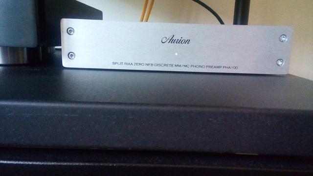 Pre Phono Aurion Audio Pre_ph10
