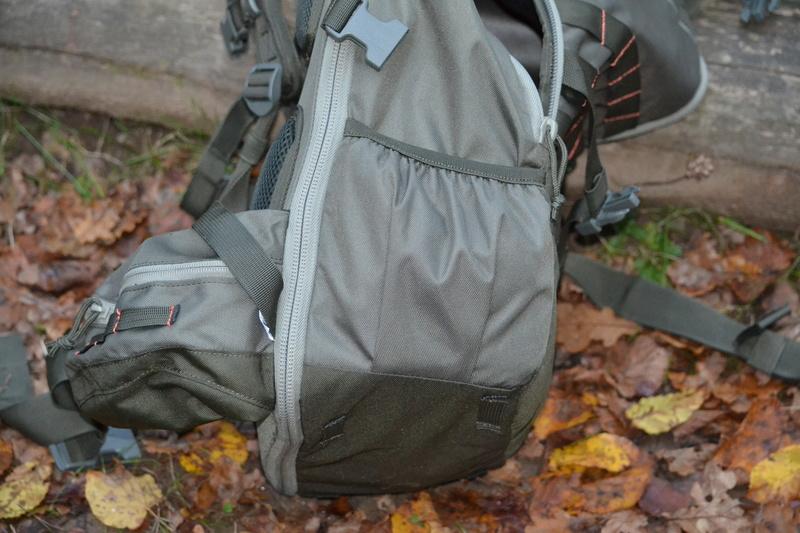 sac a dos 45L, pochette organizer et pochette fourre tout de la gamme x-access de chez deca Dsc_0217
