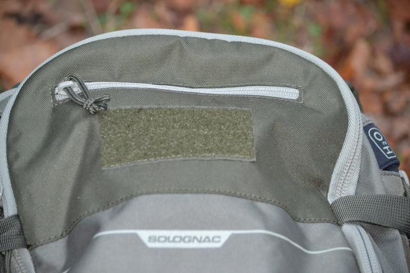 sac a dos 45L, pochette organizer et pochette fourre tout de la gamme x-access de chez deca Dsc_0219