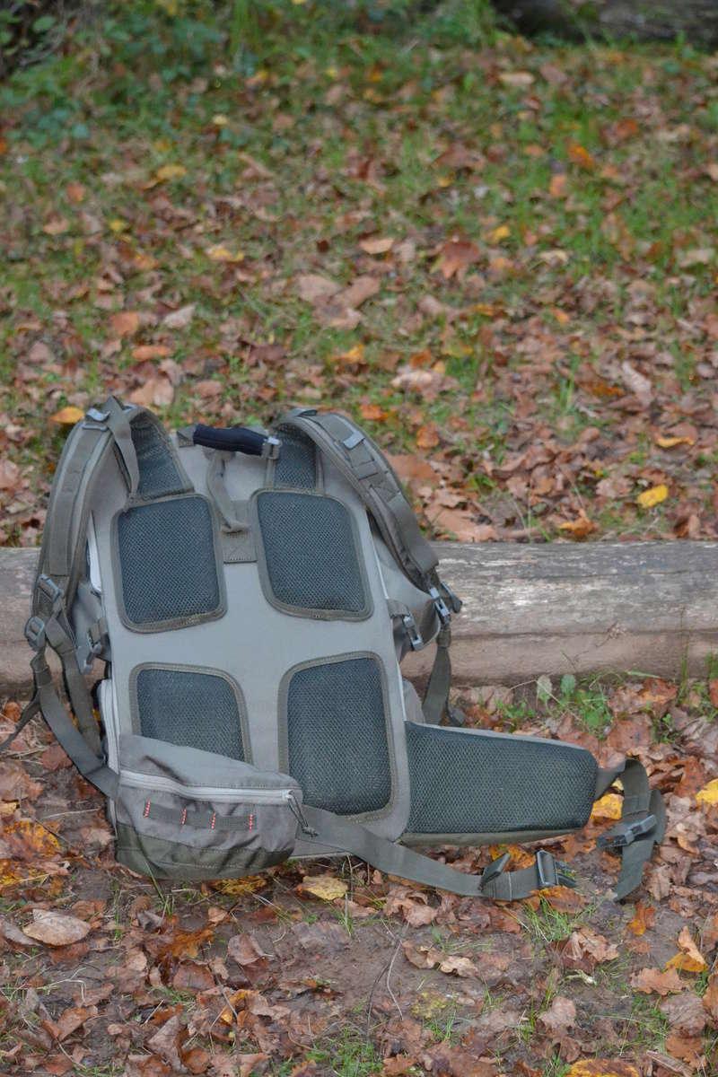sac a dos 45L, pochette organizer et pochette fourre tout de la gamme x-access de chez deca Dsc_0220