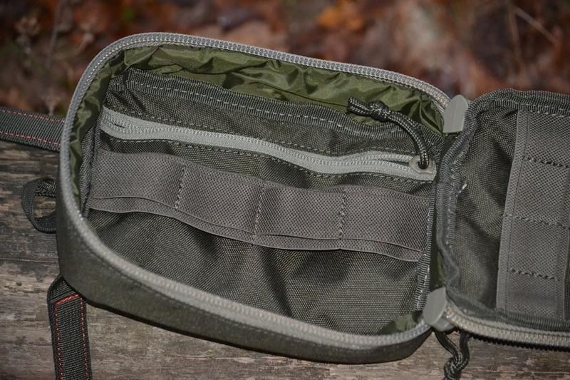 sac a dos 45L, pochette organizer et pochette fourre tout de la gamme x-access de chez deca Dsc_0231