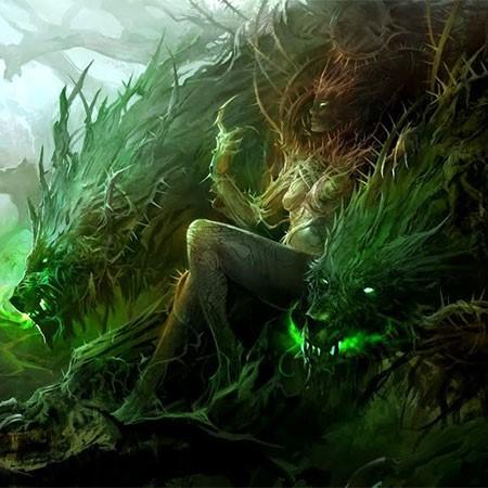 Description des Lieux et monstres présents Sprigg10