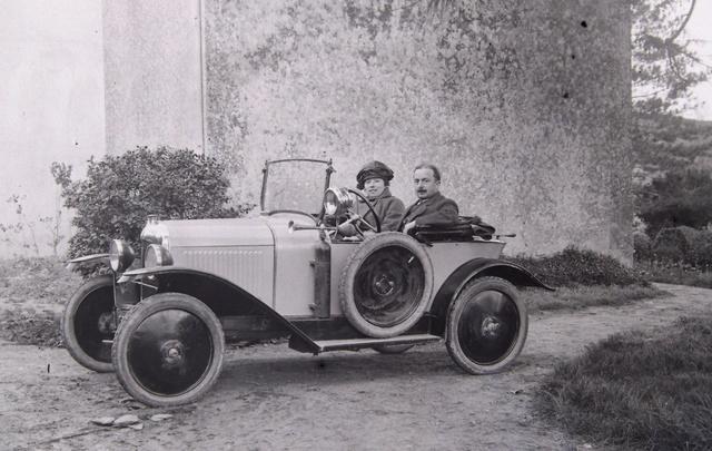 voiture citroen 5 cv vers 1920 dite  u0026quot tr u00e8fle u0026quot