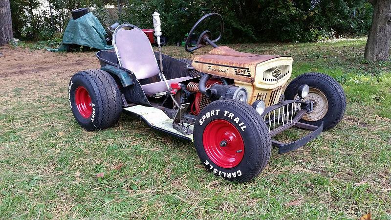 Doc's Diesel Weasel Mini Ratrod Mow-Kart! [2016 Build-Off Winner]  - Page 2 Glamou10