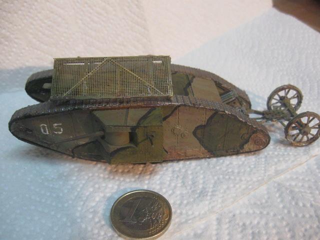 Sherman M4A1 1/35 ITALERI (n°225) Img_0910