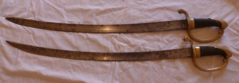 Sabre briquet Garde Nationale, type Vieille Garde  - Page 2 P1190310